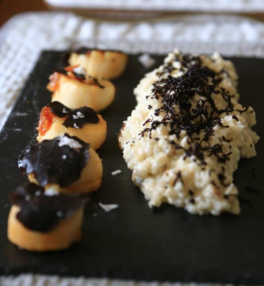 Des produits du terroir à la gastronomie provençale, que du fraîcgement bon sur votre table ! - ©HOCQUEL A.