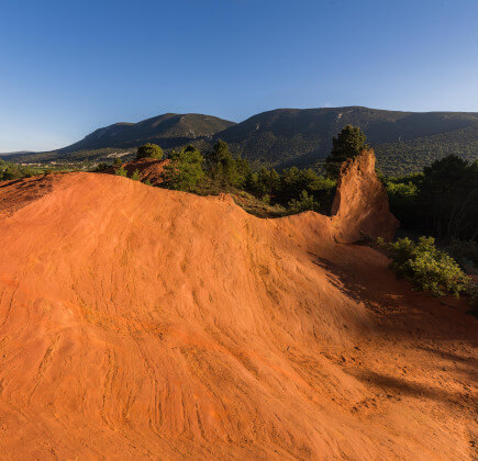 Terre d'ocre