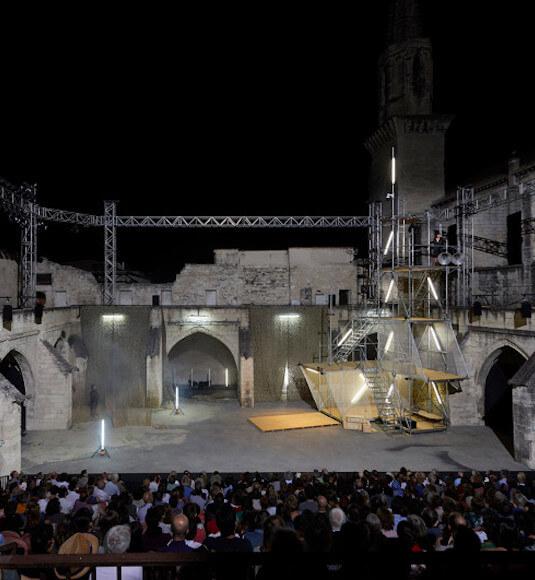 Festival d'Avignon « OFF » - ©RAYNAUD DE LAGE