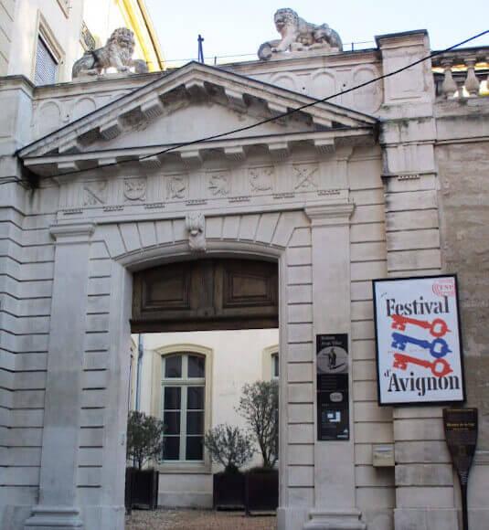 Maison Jean Vilar - ©AJV