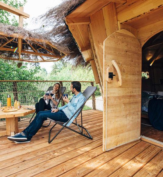 Camping de la Sorguette @ Coquard