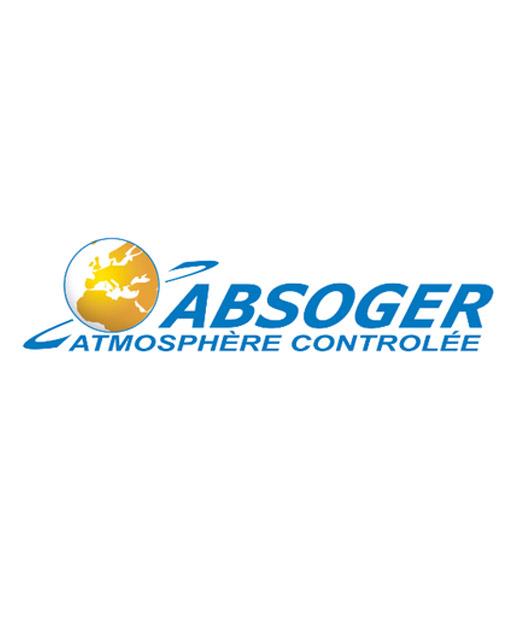 Absoger logo