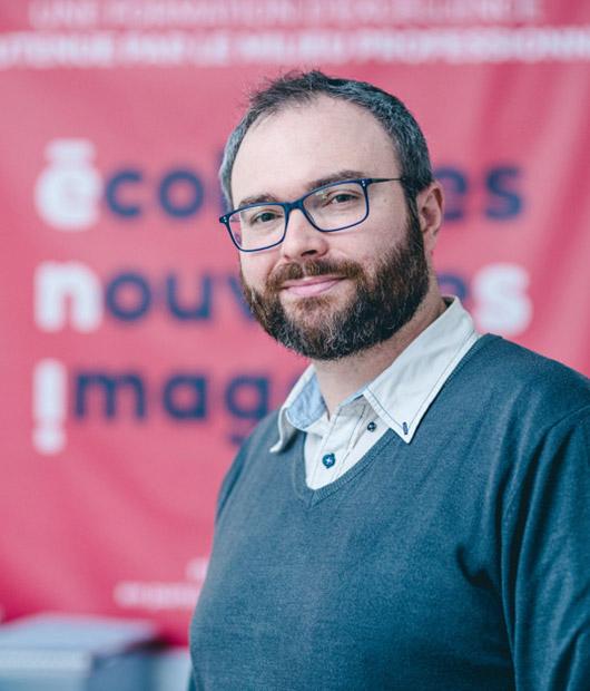 Directeur Ecole des Nouvelles Images @ O'Brien