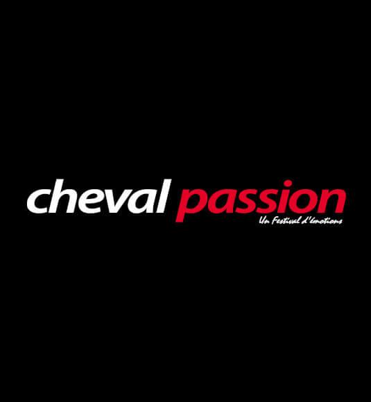 logo - ©Cheval Passion