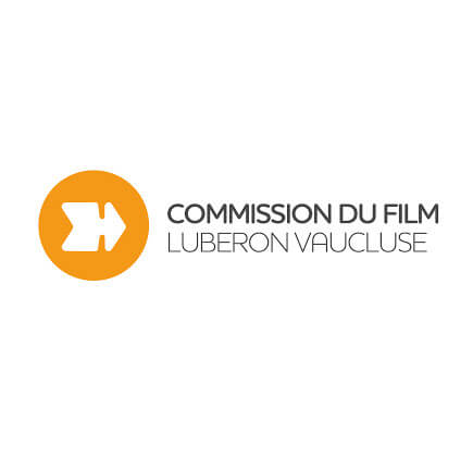 logo - ©Commission du film Luberon Vaucluse