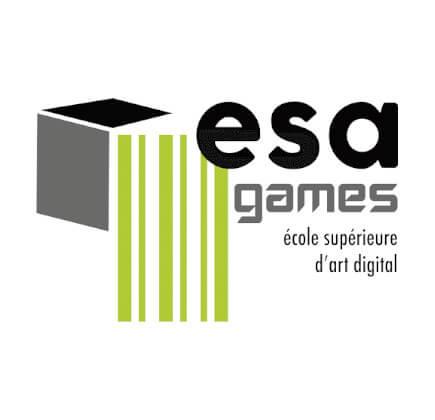 logo - ©ESA Games
