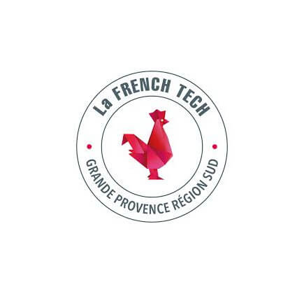 logo - ©La FRENCH TECH Grande Provence