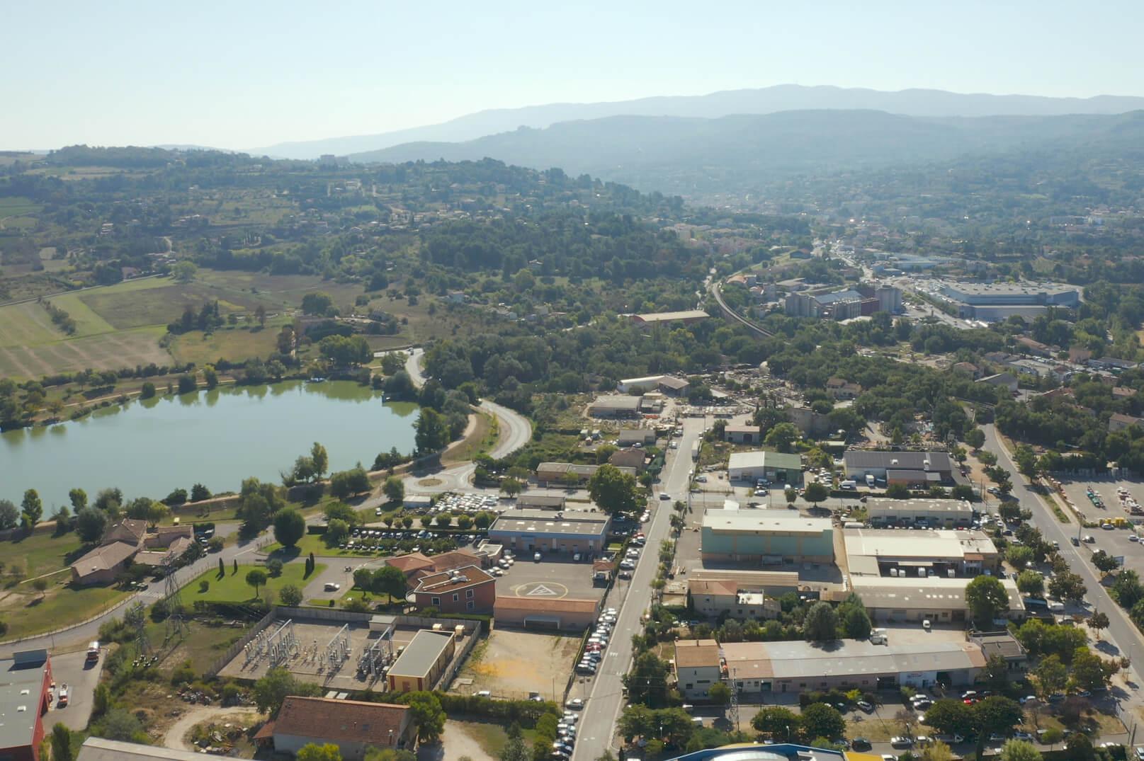 Pays d'Apt Luberon – Apt – Apt Ouest Business Hub