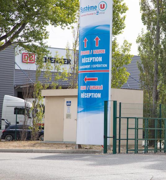 Entraigues-Sur-La Sorgues - Parc industriel du Plan - ©HOCQUEL A.