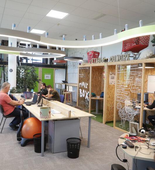 Sorgues - Espace de coworking l'Etable