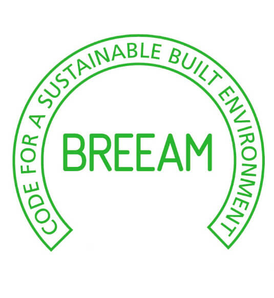 certification - ©BREEAM