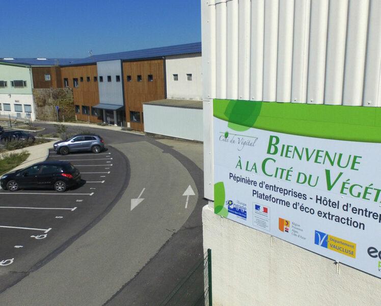 De la Cité du végétal à l'Espace Germain Aubert : des espaces pour entreprendre