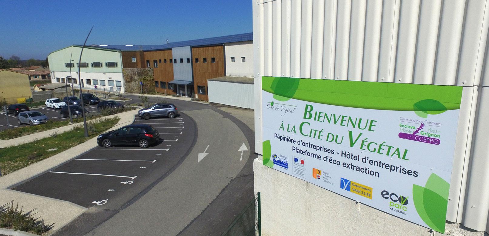 Enclave des Papes, Pays de Grignan – Valréas – Cité du Végétal