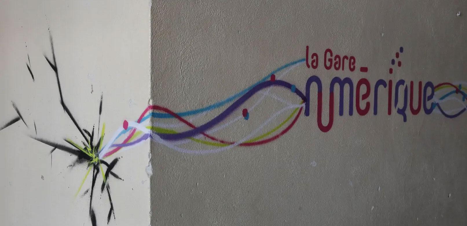 The Gare Numérique