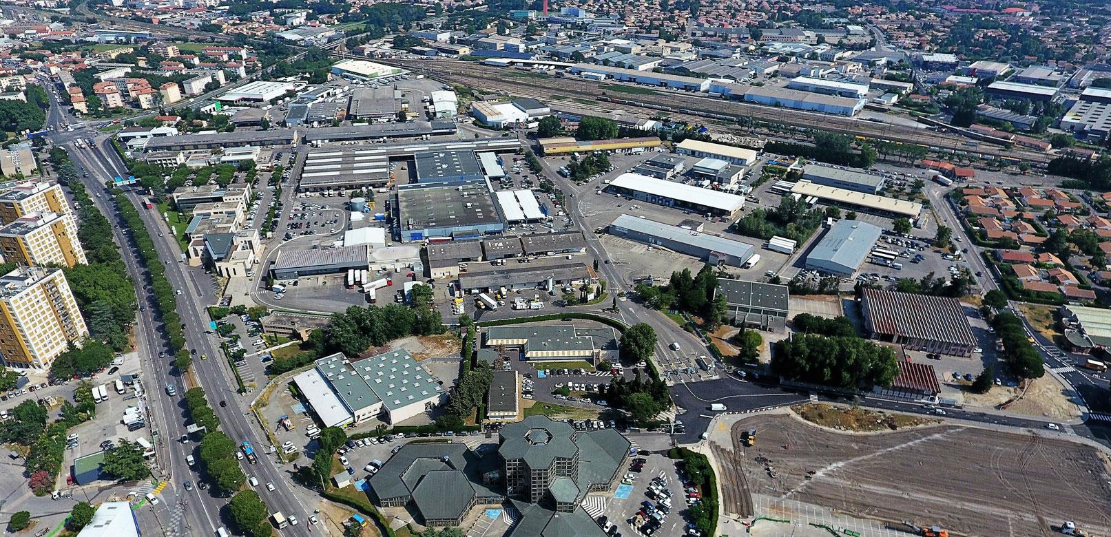Grand Avignon – Avignon – MIN (Marché d'Intérêt National) Business Park