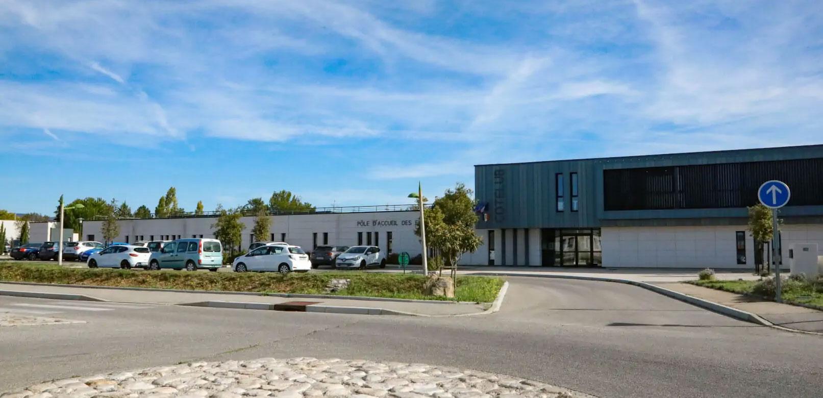 Sud Luberon -La Tour-d'Aigues – Révol Business Park
