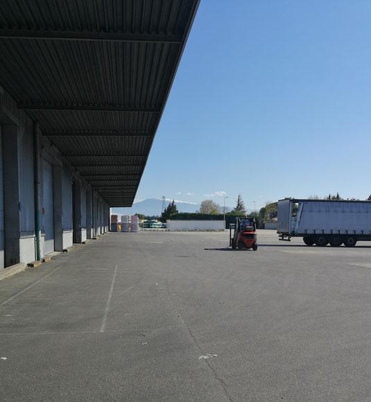Centre logistique en Vaucluse