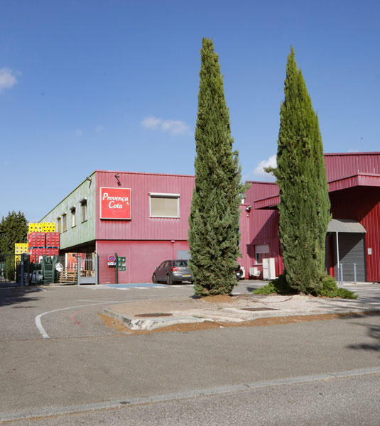 ZA Foncouverte à Avignon