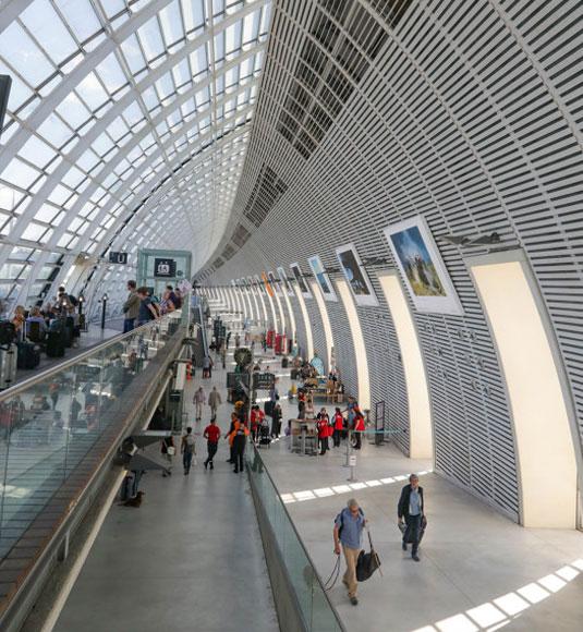 Gare TGV d'Avignon