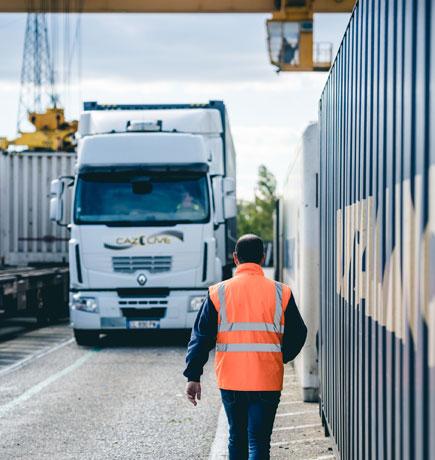 Logistique en Vaucluse
