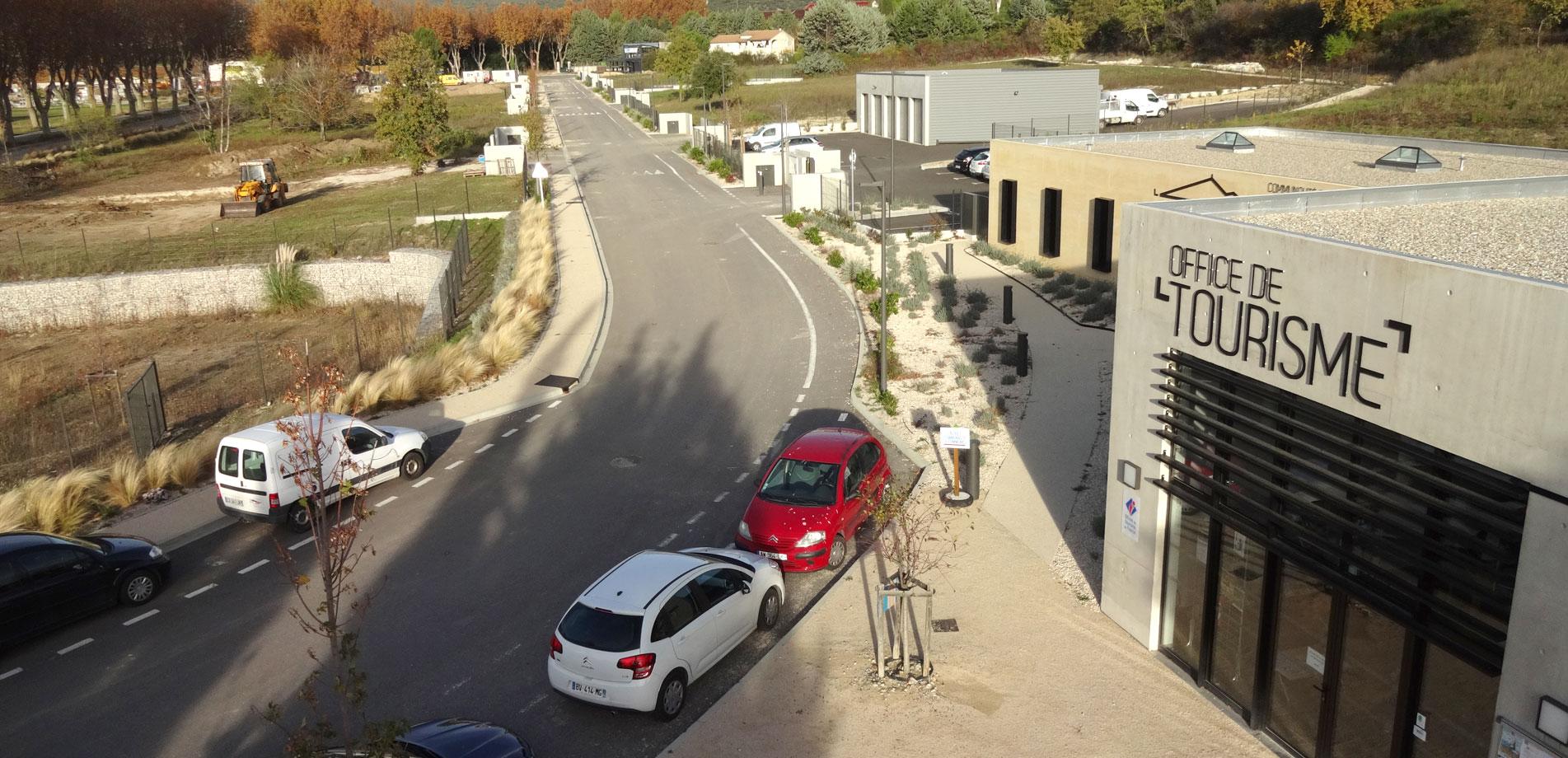 Ventoux Sud – Villes-sur-Auzon – Fontaynes Business Park