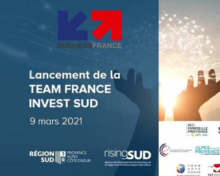 Naissance de la Team Sud Invest en Région Sud
